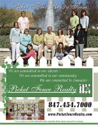 Picket Fence Realty ad